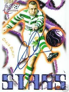 Celtic-signed-trade-card-Craig-Burley-FREE-POSTAGE