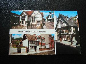 UK-Tarjeta-Postal-Hasting-Old-Town-1981-cy25-United-Kingdom