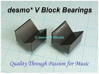 Goldring/Lenco L75 V Block Up-grade. 2500+sets sold in 52 countries worldwide
