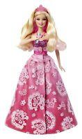 Mattel Barbie The Princess & Popstar 2-in-1 Transforming Tori Doll