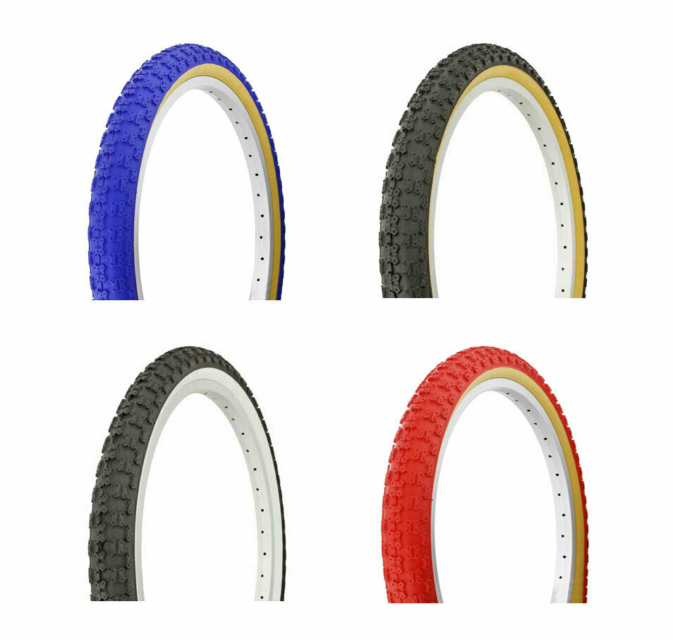 Duro-PRO Original Bicycle Tire 20  x 2.125  Comp 3 Pattern HF-143G