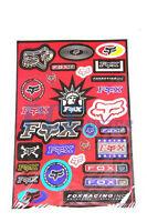 Decal Sticker Atv Dirt Bike Off-road Xr Crf 50 9 De09
