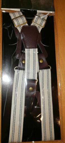 Verstellbare Hosenträger 20er 30er Jahre Suspenders Karneval Fasching Krimi