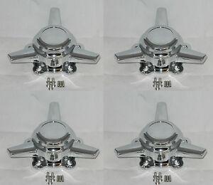 4 American Racing Salt Flat Torq Thrust Ii Hopster Spinner