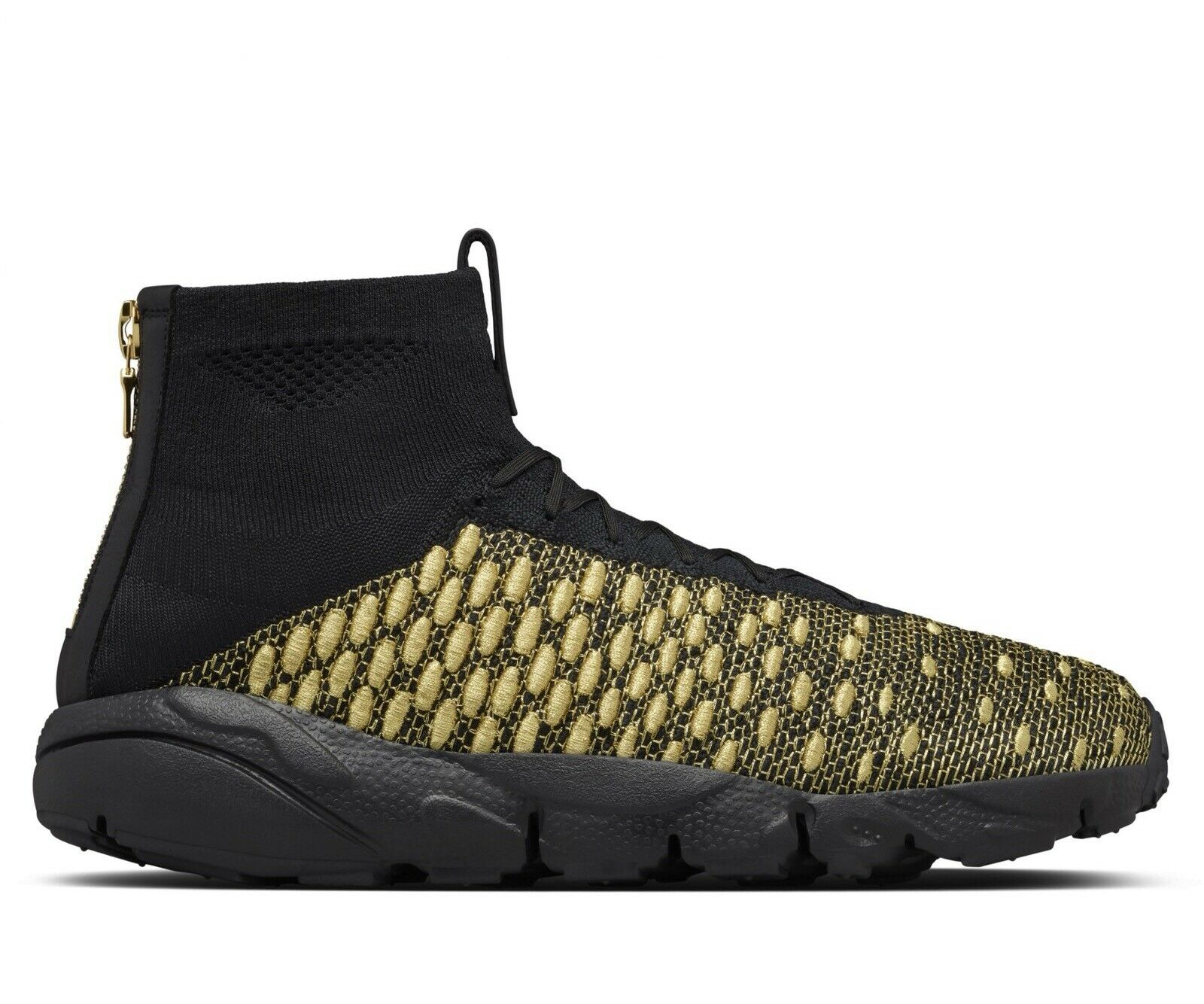Nike x Olivier Rousteing Air Footscape Magista UK QS Lion 834905-007 Sz UK Magista 10 EU 45 f72e50