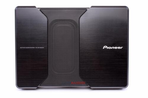"NEW Pioneer 8/"" Powered Shallow Subwoofer Speaker.Under Chair.Behind Truck Seat."