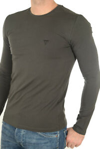 GUESS-TEE-SHIRT-HOMME-STRETCH-BASIC-M64I49