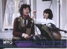 Doctor Who Timeless Green Parallel Base Card #20 The Ark in Space