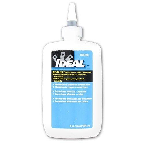 IDEAL 30-030 Noalox Anti-Oxidant Compound 8oz Squeeze Bottle