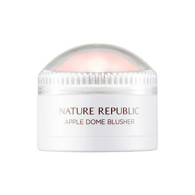 [NATURE REPUBLIC] Botanical Apple Dome Blusher 8.5g - #01 Pink Apple