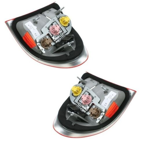 For Mercedes W210 E320 Wagon Set of Left /& Right Outer Taillight Assemblyes ULO
