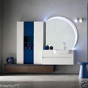 JACANA JA25 – Mobile luxury arredo bagno L.254 cm personalizzabile ...