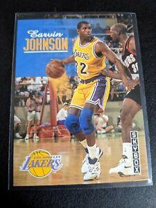 1993 Skybox  Magic Johnson Los Angeles Lakers  Basketball Card #358