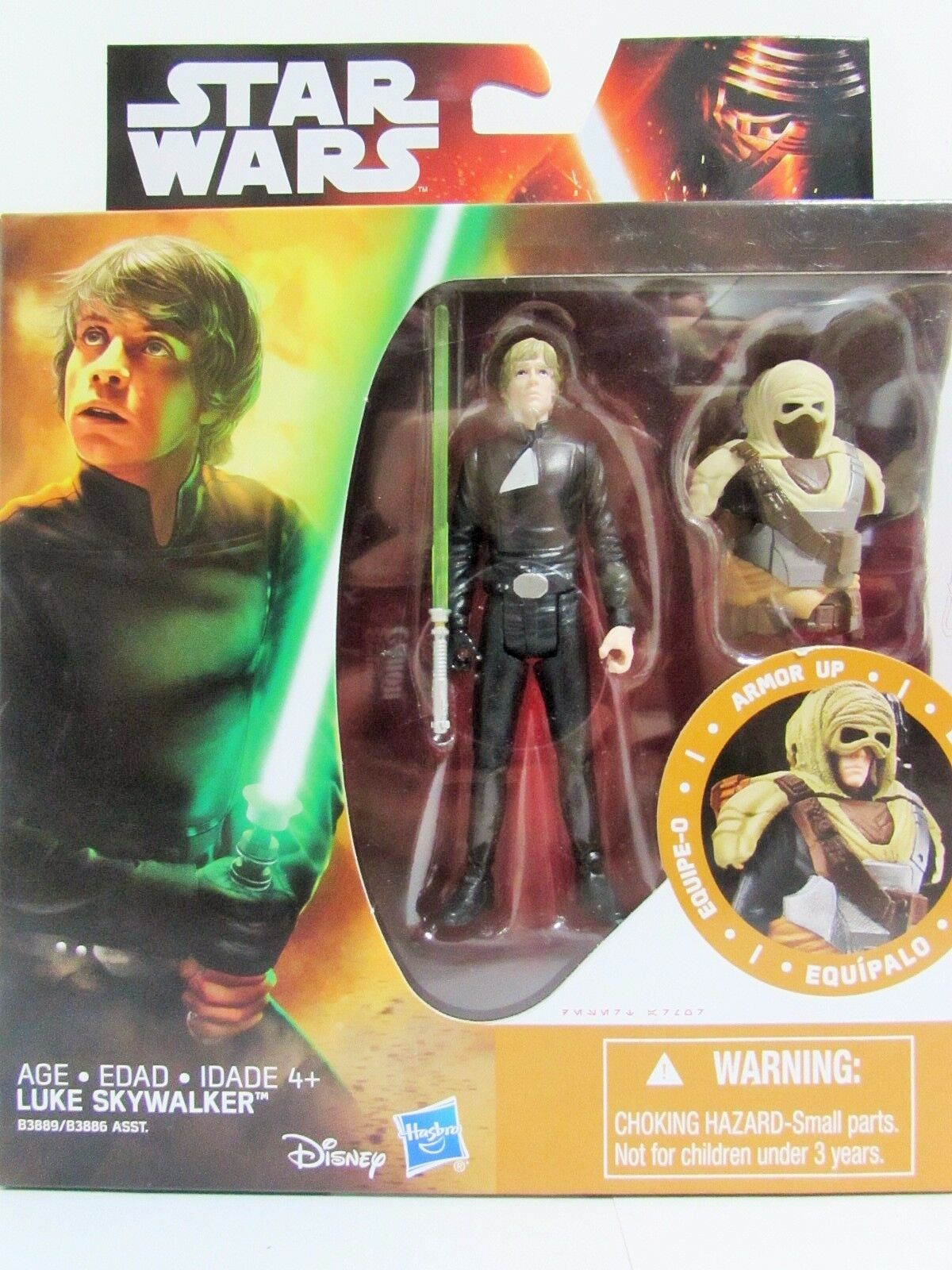 Star Star Star Wars Armor Up Hasbro Completed Lot of 10 The Force Awakens Brand Nuovo Figure cfba76