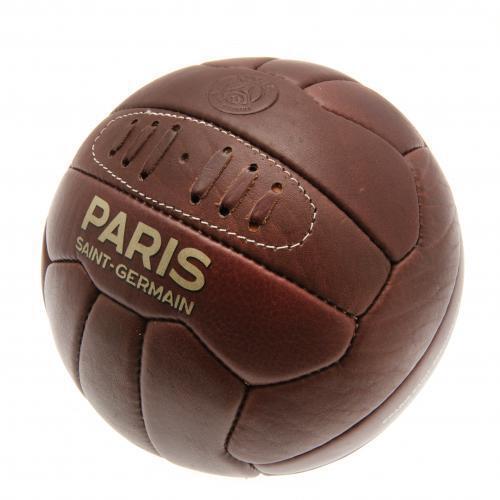 Paris Saint Germain Fc PSG Retro Heritage Football Size 5