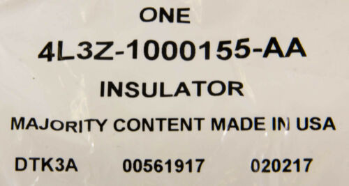 OEM NEW 2004-2008 Ford F150 Radiator Support Front Body Mount Insulator Kit