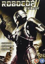 Robocop Trilogy - 3 Disc DVD Boxset - OOP - Paul Verhoeven / Irvin Kershner