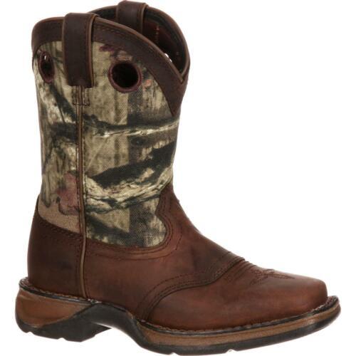 LIL/' DURANGO® Little Kid Camo Saddle Western Boot
