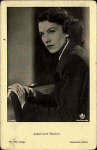 Schauspielerin-ADELHEID-SEECK-Film-Foto-Verlag-Foto-Baumann-Buehne-Kino-1940