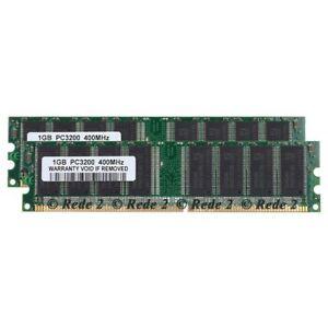 Total-2GB-2PCS-1GB-400Mhz-DDR1-PC3200-Desktop-Memory