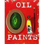Oil Paints by Mari Bolte (Paperback, 2014)