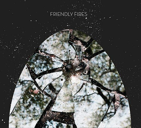 1 of 1 - Friendly Fires Self Titled CD Low Postage