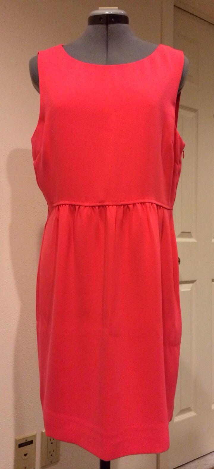 NWT NWT NWT J.CREW CAMILLE DRESS SIZE 12 9e048a