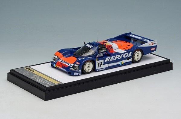 MakeUp VISION VM105 1 43 Porsche 962C REPSOL-Brun Le Mans 24h 1989