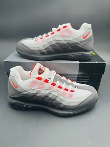 Details about Nike Court Zoom Vapor X Air Max 95 Solar Red HTF Men's Size: 7 Women's Size: 8.5