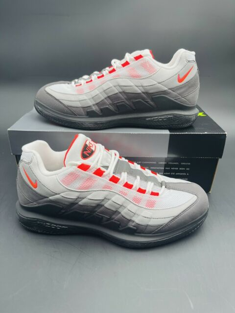 Size 7 - Nike Court Zoom Vapor X Air Max 95 Solar Red 2020 for ...