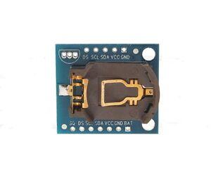 I2C RTC DS1307 AT24C32 Real Time Clock modulo di bordo per arduino chip 2 B