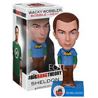 NEW BIG BANG THEORY SHELDON BATMAN Wacky Wobbler BobbleHead Head Bobble by Funko