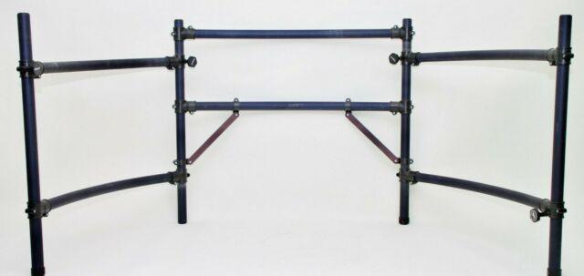 Roland MDS-10 V-Drums Drum Rack Frame Stand Electronic Blue