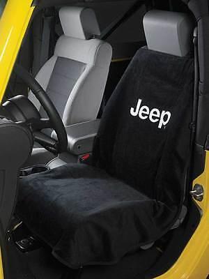 Jeep Wrangler Cherokee Commander Compass Liberty Patriot Seat Cover Towel