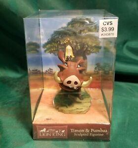 Enesco-Lion-King-Timon-amp-Pumbaa-Scultpted-Figurine