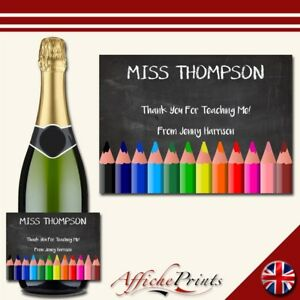 L145-Personalised-Teacher-Thank-You-Chalk-Board-Prosecco-Custom-Bottle-Label