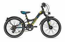 S'cool XXlite comp 20 Zoll 7 Gang black blue lemon 2017 | ab 6 Jahre | 6027