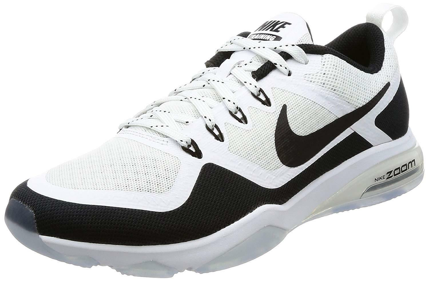 WMNS NIKE Women's Zoom Fitness Training Shoe 904645 100 Size 8 Retail $100 NEW