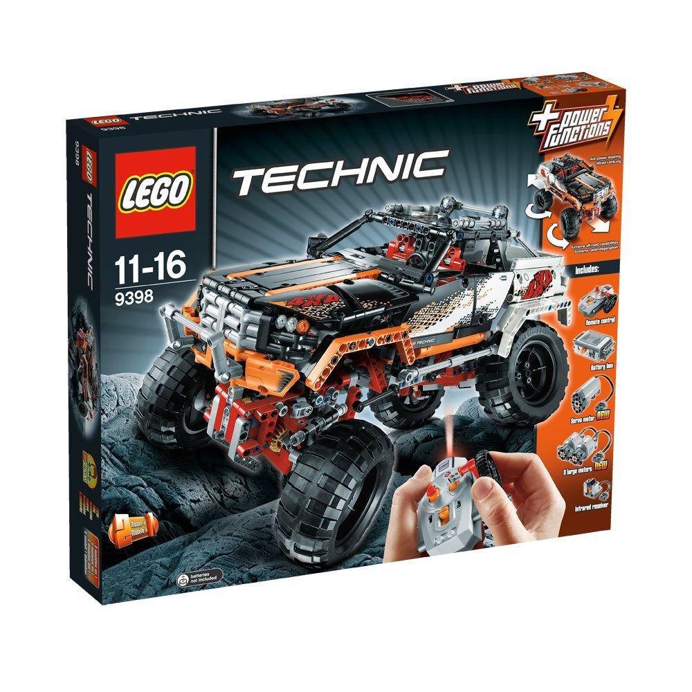 Lego TECHNIC 9398 4x4 crawler  NEUF