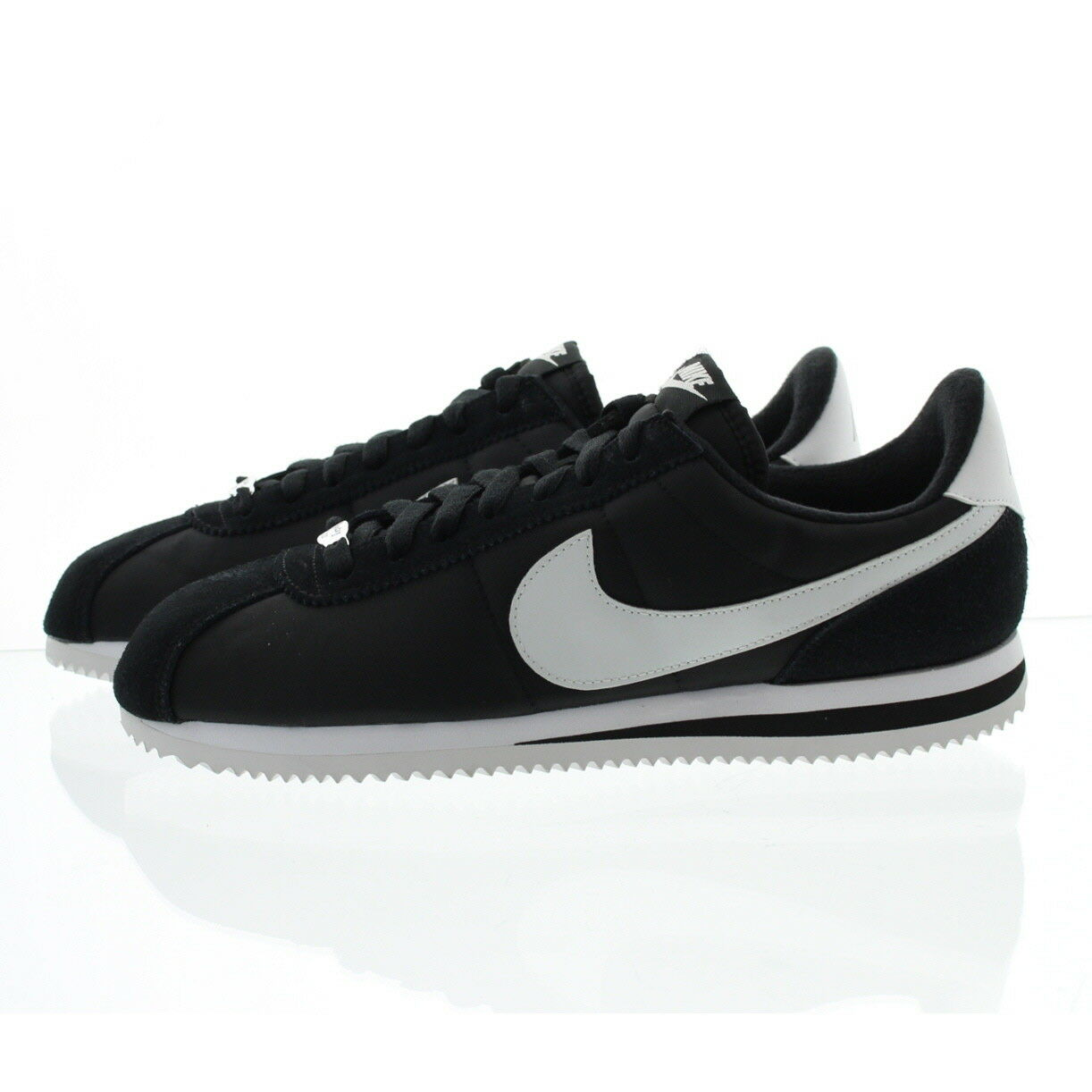 34361f4b491b Nike 819720 819720 819720 Mens Cortez Basic Suede Nylon Low Top Casual Shoes  Sneakers 7e63f8