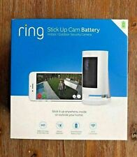 Ring 8SS1S8-WEN0 Stick Up Indoor/Outdoor Wire Free Security Camera