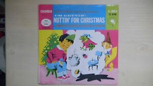 Im Gettin Nuttin For Christmas.Details About Columbia Records I M Gettin Nuttin For Christmas 10 78rpm 50s