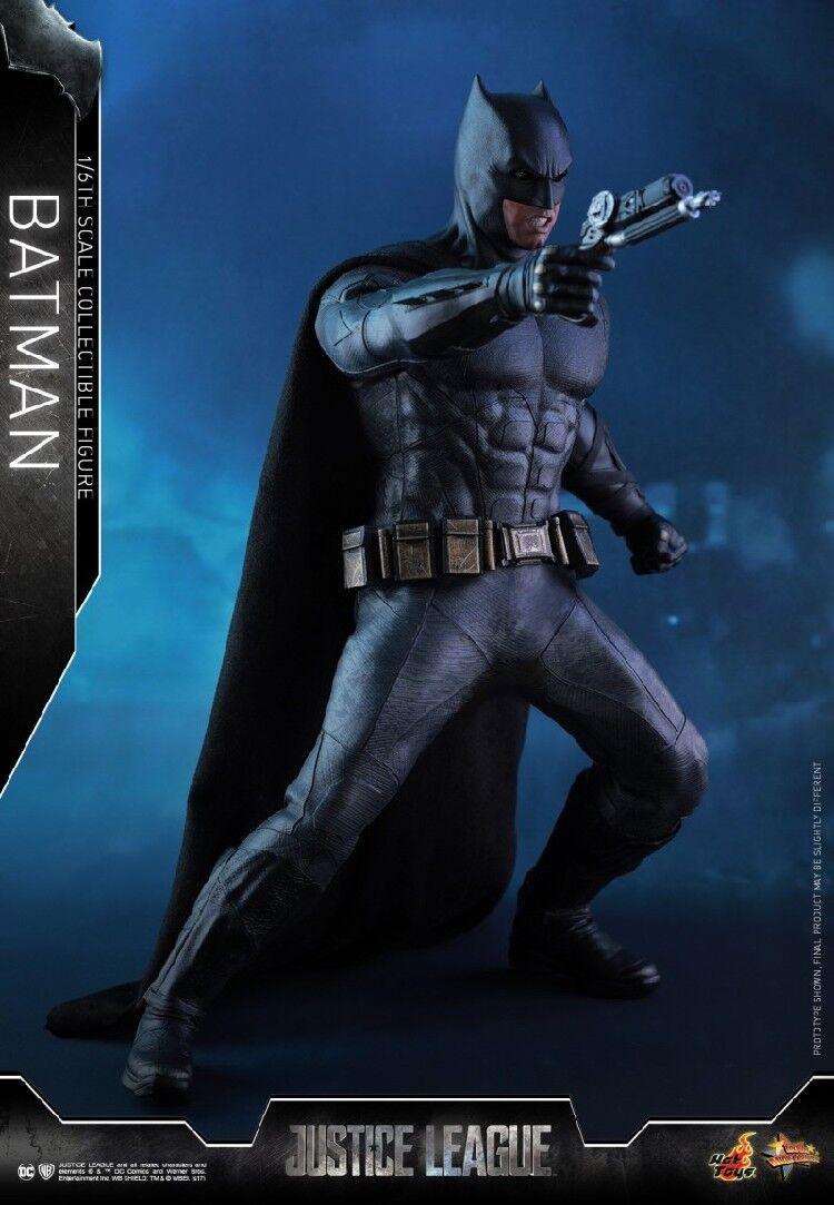 Hot Toys 1 6 Scale MMS455 Justice League Batman Figure model Toy