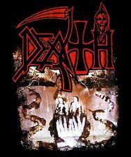 DEATH cd cvr SYMBOLIC Official SHIRT XXL 2X New death metal