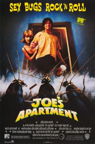 FREE SHIPPING POSTER :MOVIE REPRO: JOE/'S APARTMENT 1996 #3091   RC3 J