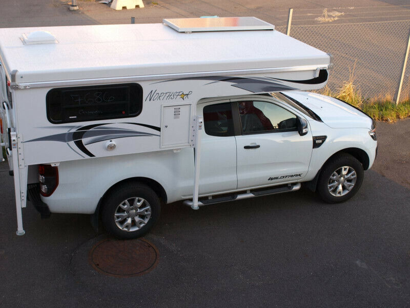 NEW!!! 2020 North Star  SC 650 & SS 700 & SS600 truck /Bakkie Campers