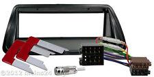 FIAT Bravo Brava Marea Weekend Radio Blende Auto Einbau Rahmen Adapter ISO DIN