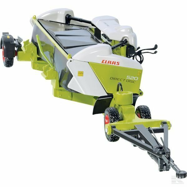 Wiking CLAAS direct disc 520 Disc Mower 1 32 SCALE MODEL Toy Present Poison