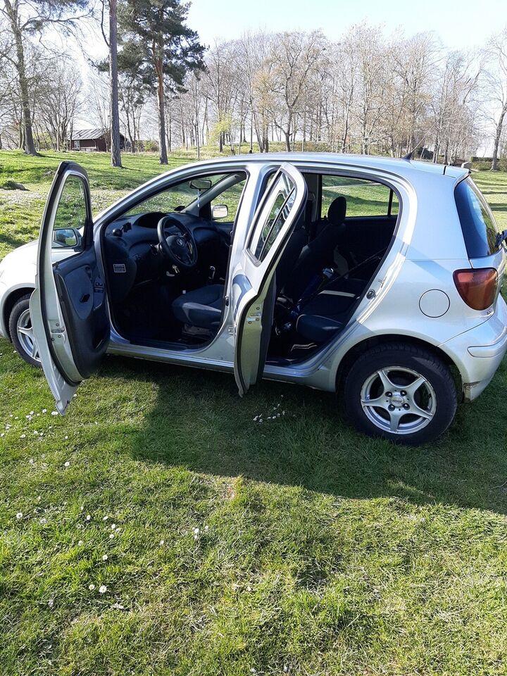 Toyota Yaris, 1,4 D-4D Terra komf., Diesel