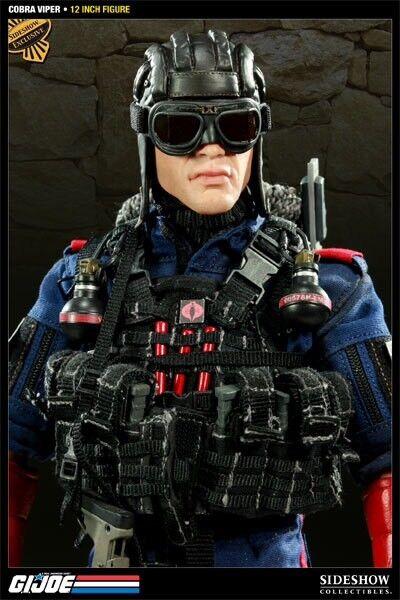 se descuenta Sideshow Gi Joe Joe Joe Cobra Viper Trooper constructor soldado Exclusivo  ahorrar en el despacho